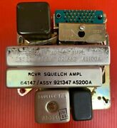 A-5000 Complete P/o Rt-524/vrc And Rt-246/vrc Military Radio For Jeep And Humvee