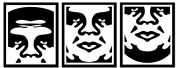 Shepard Fairey, 3 Faces Of Andre Series Set Of 3 Prints, Signed Free Ship