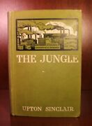 Upton Sinclair Signed The Jungle First Edition 1st Printing 1906