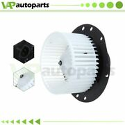 Heater Blower Motor W/fan Cage For 97-13 Ford E350 Van E250 E150 Eseries A/c