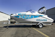 Challenger 180 Sticker Seadoo Full Kit Graphic Replacement 2005 2010 Tribal