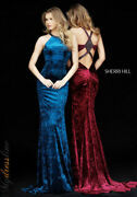 Sherri Hill 51424 Long Evening Dress Lowest Price Guarantee New Authentic Gown