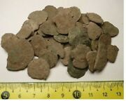 Lot Of 30 Cull Ancient Roman Coins Uncleaned And Gift Added Always .p203