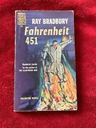 The Rarely Seen True First Edition Of Fahrenheit 451 - Signed By Ray Bradbury