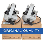 Pair Of Landr Side Engine Mounts Oem For Audi A6 A7 Quattro 2012-2018 4g0 199 381