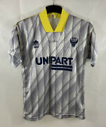 Oxford United Away Football Shirt 1995/96 Adults Small Manor Leisure A175