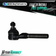 Front Right Inner Tie Rod End For 1991-05 2006 Jeep Wrangler 1991-2001 Cherokee
