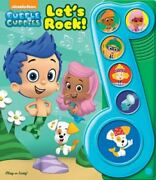 Play-a-song Ser. Nickelodeon Bubble Guppies - Let's Rock By Brian...