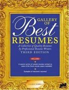 Gallery Of Best Resumes By David F. Noble 2004, Hardcover