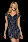 Sherri Hill 52108 Short Cocktail Dress Lowest Price Guarantee New Authentic