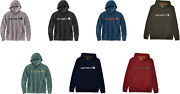 Menand039s Force Delmont Signature Graphic Hooded Sweatshirt