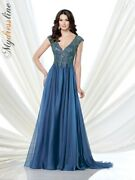 Montage 215900 Evening Gown Lowest Price Guarantee New Authentic