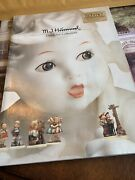 Vintage M. J. Hummel Art Collectors Guide And Pictorial Guides By Goebel1989