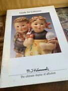 Vintage M. J. Hummel Art Collectors Guide And Pictorial Guides By Goebel1991.