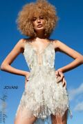 Jovani 4001 Short Cocktail Dress Lowest Price Guarantee New Authentic