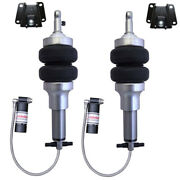 Ridetech Suspension Air Spring And Shock Assembly 11212411 Tq Series Shockwaves