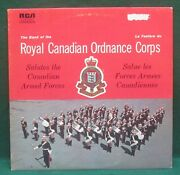 Band Of The Royal Canadian Ordnance Corps Salutes The Canadian Armed Forces