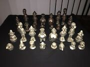Graeme Anthony Wizard Id Chess Set 1974 One Of The First Sets To Be Made