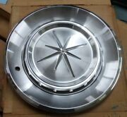 Nos 1960 Lincoln Standard Wheel Cover Hubcap C0ly-1130a