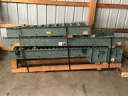 Hytrol 24 Roller Conveyor 3 Pcs 7' Drive Section, 7'6 And 5 Section