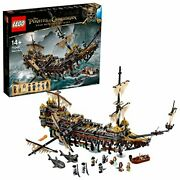 Lego Pirates Of The Caribbean Silent Mary No. 71042 2294 Pieces