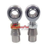 Chromoly Panhard Bar Rod End 1/2 X 5/8-18 Heim Joint Bungs .120 Wall Xmrl8-10