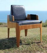 Pando Orient Line Canberra John Wright Cricketers Tavern Plywood Chair C-1961