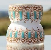 White Star Line Rms Olympic Titanic Era 1st Class Wisteria Breakfast Egg Cup