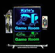 Custom Led Game Room Sign, Kids Gifts, Neon Sign