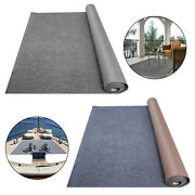 Bass Boat Carpet Marine Carpet 6' Outdoor Area Rugs For Deck Garage Blue Gray