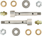 Amz Clips And Fasteners Greaseable Stainless Steel Door Hinge Pin And Bushing Kit