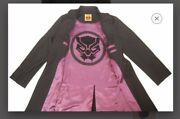 Marvel Comics Black Panther Car Coat By Hero Within Unisex New