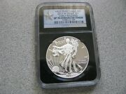 2013 W Silver Eagle-west Point Early Relaese Sp-70 Enhanced Finish