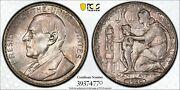 1920 Wilson Silver So-called Dollar Pcgs Ms62 Manila Mint Opening Registry Coin