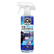 ✅chemical Guys Total Interior Cleaner Protectant Dash Glass Screen Leather Vinyl
