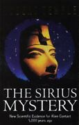 The Sirius Mystery By Robert Temple 1999 Mass Market