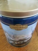 Currier And Ives Early 1854 Winter Morning Collectible Tin Pre Owned