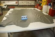 Faa Certified Leather Hide 4 Upholstery Traditional Clover Color-004-cs-cl47302t