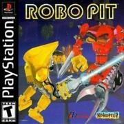 Robo Pit Playstation 1 Game Ps1 Used