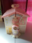 Vintage My Little Pony Nursery Play House Some Wear Free Shipping