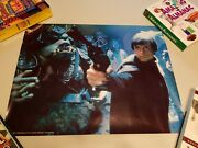 Star Wars Return Of The Jedi Set Of 4 Movie Posters Proctor And Gamble