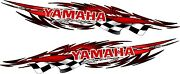 Yamaha Boat Car Truck Motorcycle Graphics Decal Vinyl Stickers Wrap 10 Feet