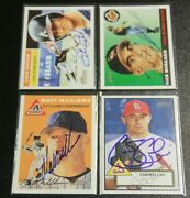 The Smoky Collection   Topps Heritage In Person Autograph Auto   You Pick