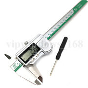 Digital Precision Vernier Caliper Ip54 Stainless Steel Micrometer 6and039and039 8and039and039 12and039and039