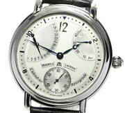 Maurice Lacroix Masterpiece Calandrie Retrograde 76840 Hand Winding Menand039s_553259