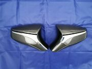 Lexus All Ls 350 / 500h Model Replacement Carbon Fiber Mirror Covers Lhd