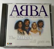 Rare Used Cd Abba The Music Still Goes On Cd Spectrum Music 1996 Sweden Release