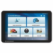 Rand Mcnally 8-inch Truck Navigation Tablet 85 W/ Built-in Dash Camera - Rdy0528
