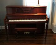 Baldwin Acrosonic Upright Piano--good Condition, Only Lightly Used