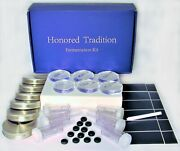 Honored Tradition Food Fermentation 6-pack Of Stainless Steel Lids6 Airlocks An